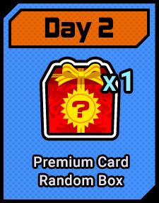Day2 Premium Card Random Box