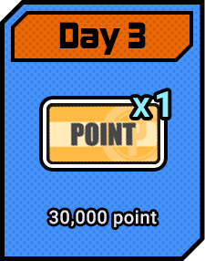 Day3 30,000 point