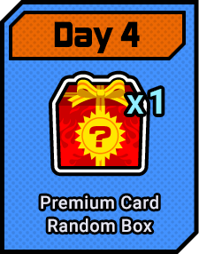 Day4 Premium Card Random Box
