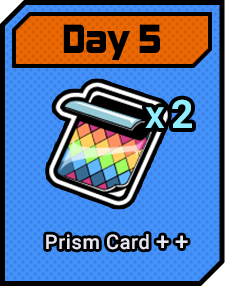 Day5 Prism Card ++