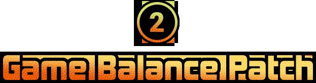 Game Balance Patch